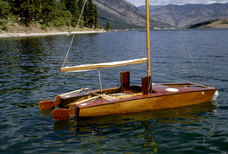 Alfa img - Showing > Wooden Catamaran Designs